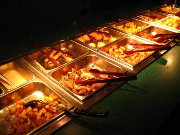 buffet, health care