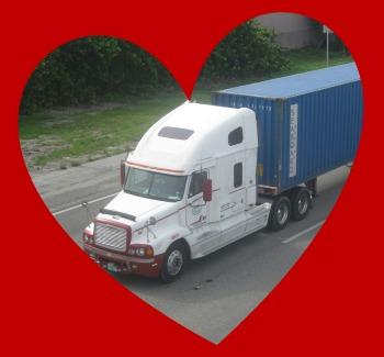 we heart trucking