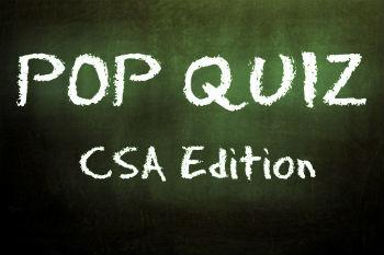 CSA regulations 2