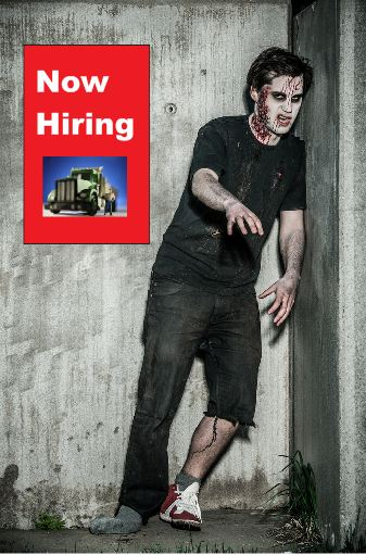 zombie recruiting