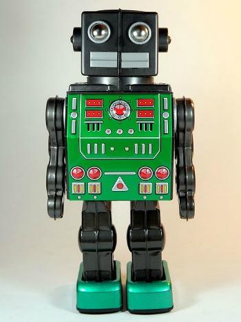 MSA work comp robot