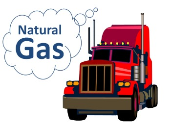 Natural gas in trucking