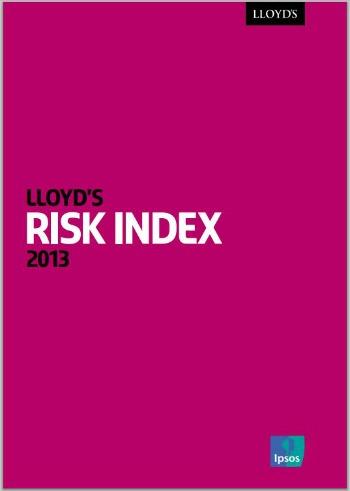 Lloyds of London risk index