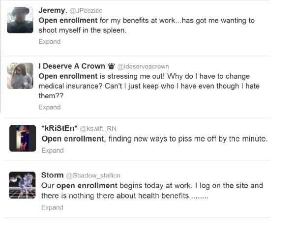 Employees hate open enrollment