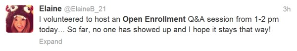 HR people hate open enrollment
