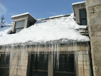 personal lines insurance ice dam