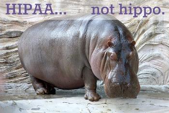 HIPAA refresher