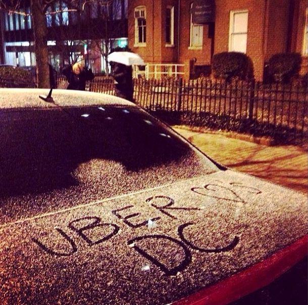 Uber on Instagram