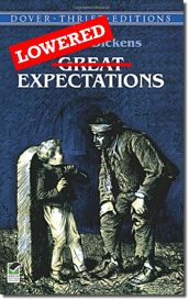 lowered expectations