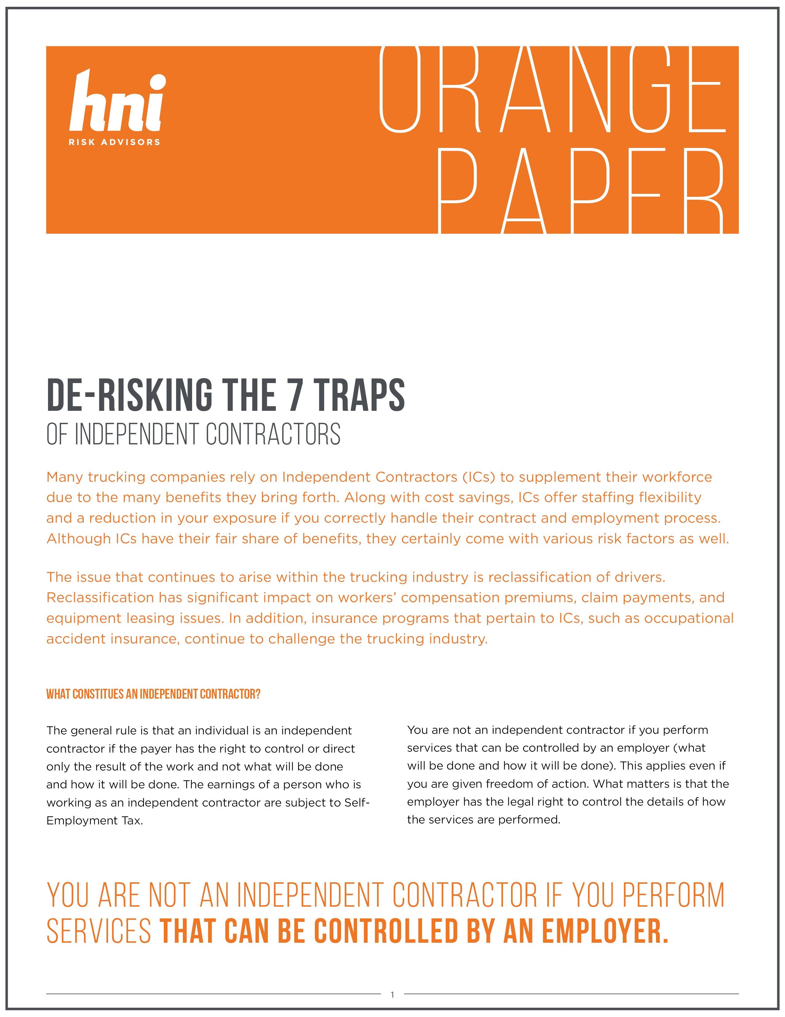 HNI_Orange Paper_7 Wicked Problems_Independent Contractors.jpg