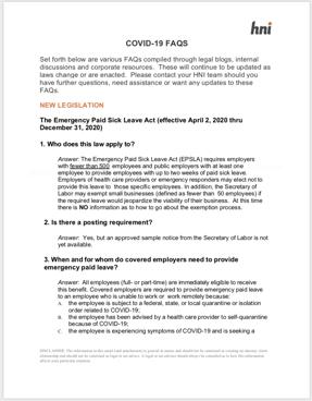 COVID Compliance Guide