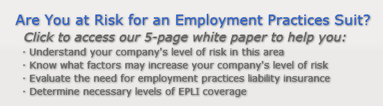 5 Signs You NEED Employment Practices Liability Insurance   [Free 5-page White Paper]